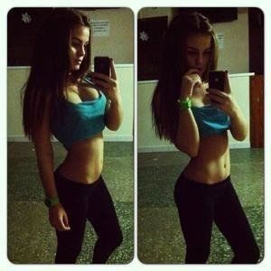 Olevia from Hooper, Washington is looking for adult webcam chat