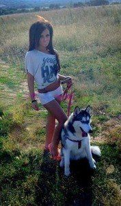 Annalisa from Arizona is interested in nsa sex with a nice, young man